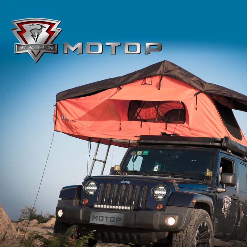 【2018 модель 】Потин подлинный крыша палатка на открытом воздухе на машине двойной автомобиль автомобиль палатка край счет атриум