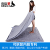 Kitayama wolf outdoor adult sleeping bags travel autumn and winter thick warm indoor camping single double every dirty sleeping bag