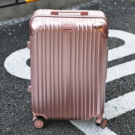拉杆箱24旅行密码皮箱子万向轮20寸小型男结实耐用加厚女潮行李箱图片