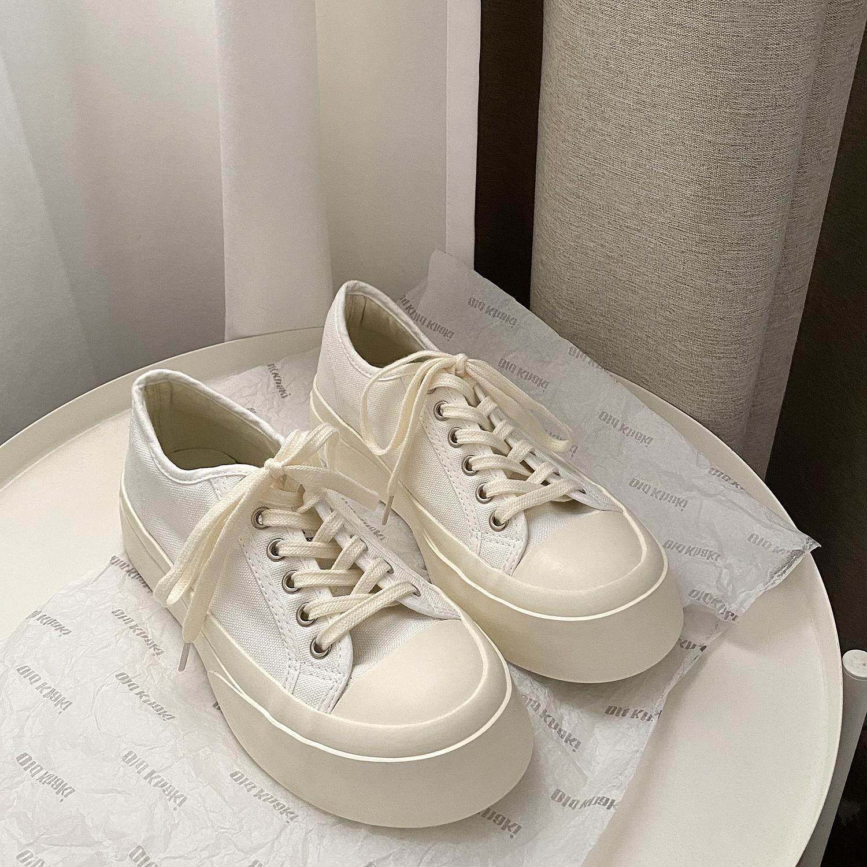 复古帆布鞋