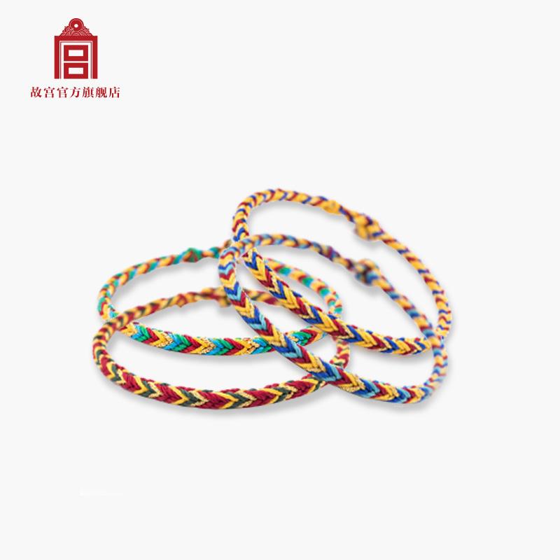 Поэтому дворец парча благословение хлопок долго серия ремешок ручной творческий танабата подарок подарок любители