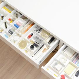 抽屉分隔板自由组合收纳神器衣柜袜子整理盒分格分割隔断塑料挡板