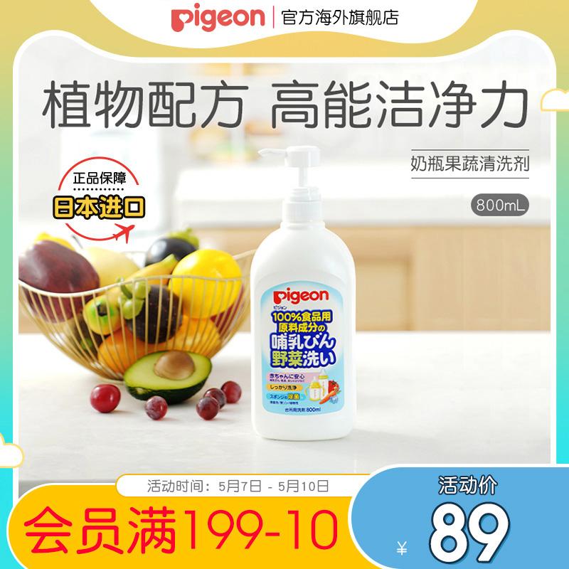 Средства для мытья бутылочек и фруктов Артикул 537746574082