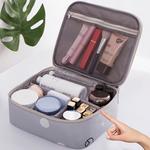 洗漱网红化妆包ins风超火品少女心小号便携大容量旅行收纳袋盒