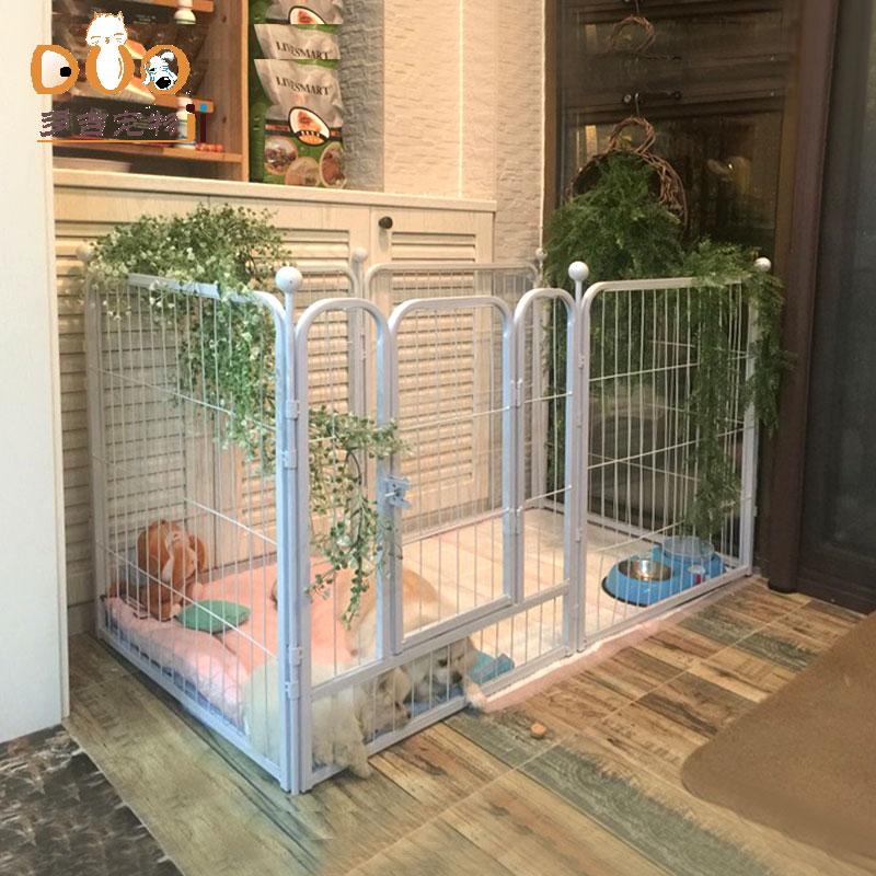 室内隔离栅栏狗笼子大型狗狗围栏(非品牌)