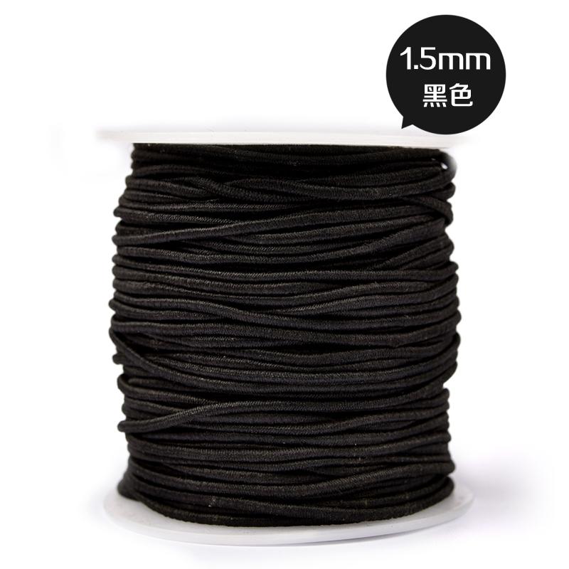 1.5MM черный объем