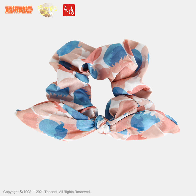 Taiwan embroidery & Tongling imperial concubine co branded hairband tied hair bow headdress summer headband 2021 new Hairband