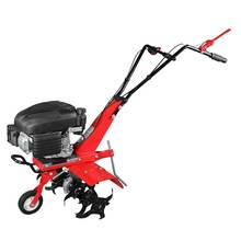 New Hubble Micro-tiller Gasoline Soil Loader Mini-tillage Machine Multifunctional Agricultural Ditch Turning Rotary Tiller