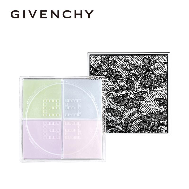 【限量版】Givenchy/纪梵希明星四宫格四色散粉1号高定蕾丝精品版图片