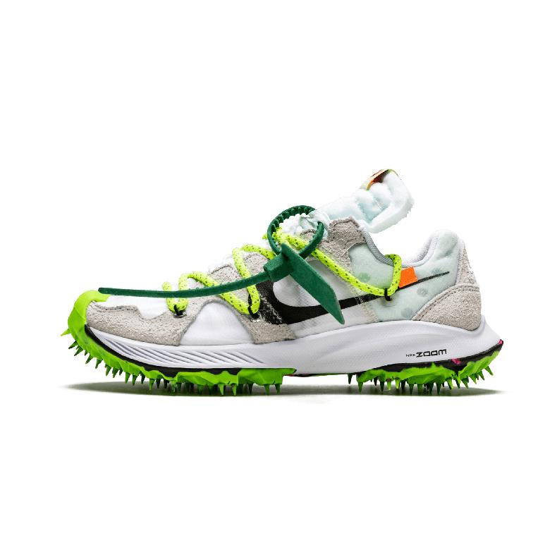 Nike W Zoom Terra Kiger 5 x Off-White 女跑步鞋 - CD8179 100