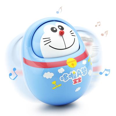 益米 哆啦A梦婴儿玩具不倒翁