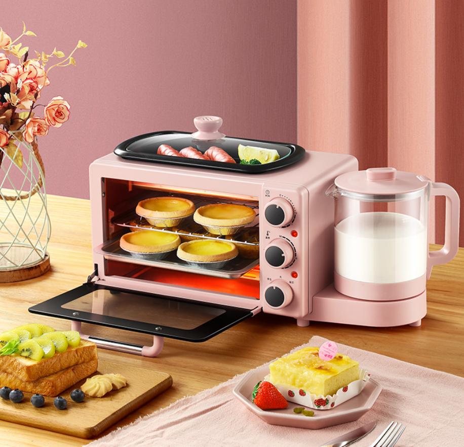 多士炉家用多功能三明治神器烤箱
