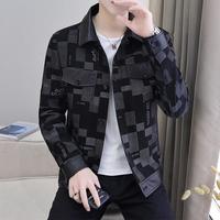 男2021春季新款潮流帅气工装夹克评价好不好