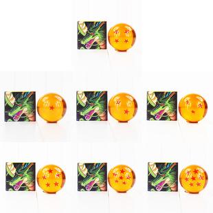 七龙珠 动漫手办七龙珠水晶球单个盒装模型玩具情景摆设礼物图片