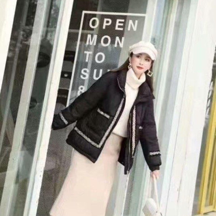 2019冬季新款羽绒服新款短款时尚小个子穿漂亮潮流爆款式街头时尚