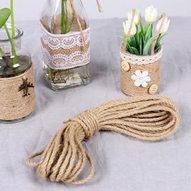 粗/麻绳细/绳子装饰粗绳手工捆绑拔河绳多人跳绳图片