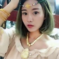 紫色水晶手链个姓女款简约学生韩版手串森系闺蜜手圈百搭手镯手饰