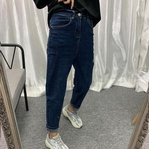 【韩都依酷】休闲宽松女个性#牛仔裤