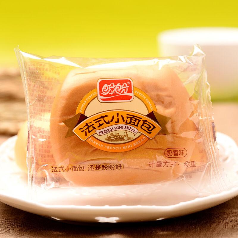 Pan Pan French bread milk flavor 440G bag western style pastry breakfast snack snack snack snack