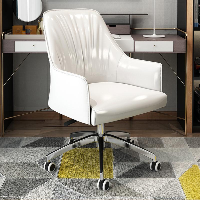Компьютер стул домой книга дом нордический сиденье диван офис стул господь трансляция модный для досуга поворотный письменный стол стул