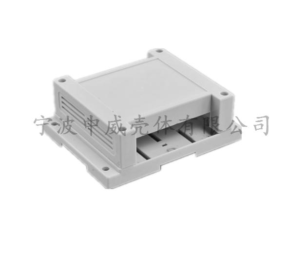 PLC Industrial Control Box Рельс Корпус Пластиковый корпус управления Электронный корпус 115 * 90 * 40