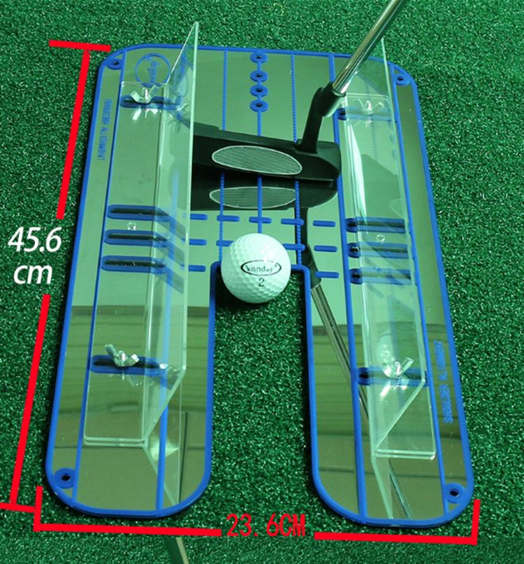 Caiton гольф статьи новый короткая клюшка практика зеркало короткая клюшка тренажёр короткая клюшка поза правильный положительный устройство специальное предложение