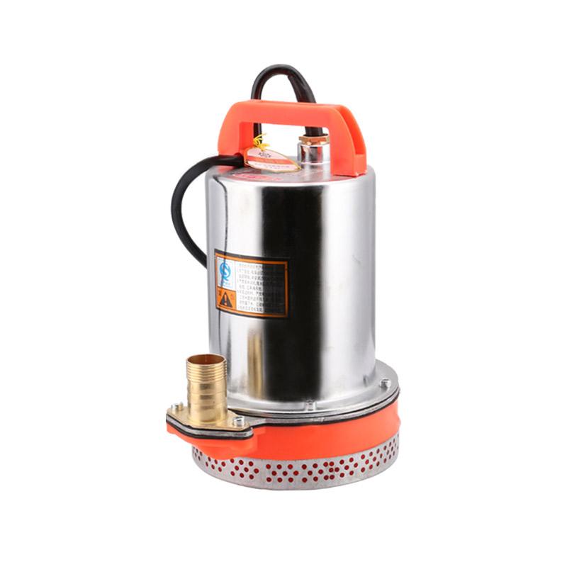 嘉郡高揚程家用直流潛水泵12V24V48V60伏電動車潛水泵農用抽水機
