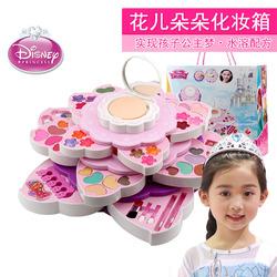 迪士尼公主套装芭比化妆品粉底彩妆