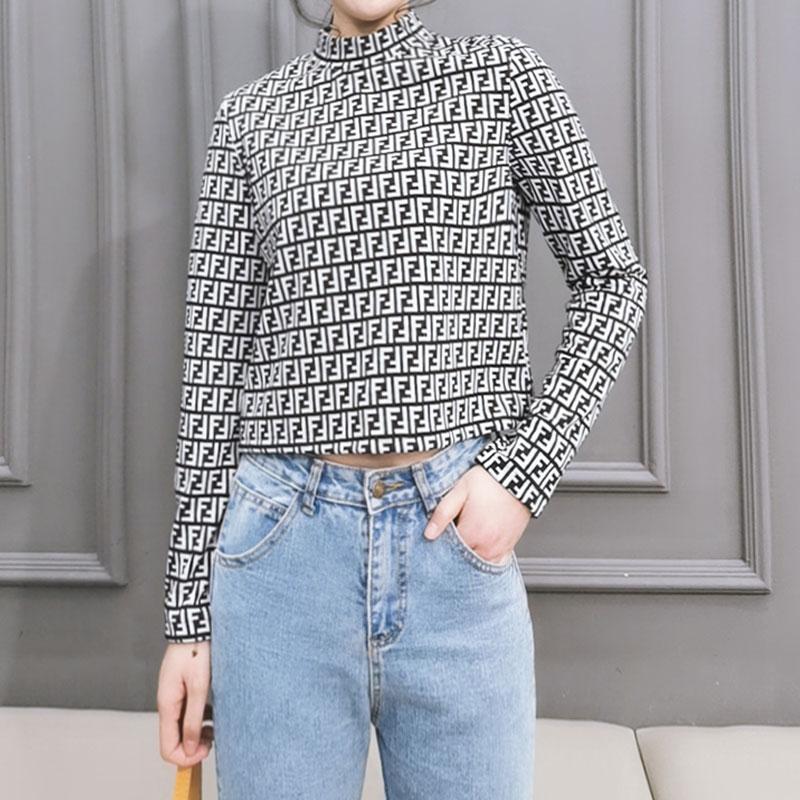 酷伽春秋韩版短款卫衣女学生宽松套头高腰露脐长袖上衣1291