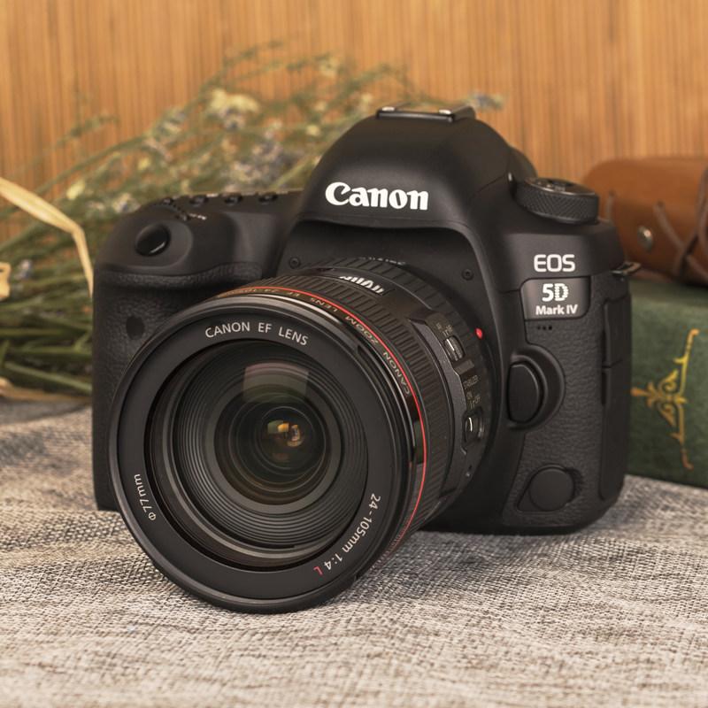 佳能EOS 5DMark IV单机身 佳能5D4全幅单反数码照相机可选 24-105套机