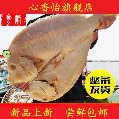 。红鱼干包邮 湛江特产渔家自晒风干北海咸鱼干货腌制整条大腊鱼
