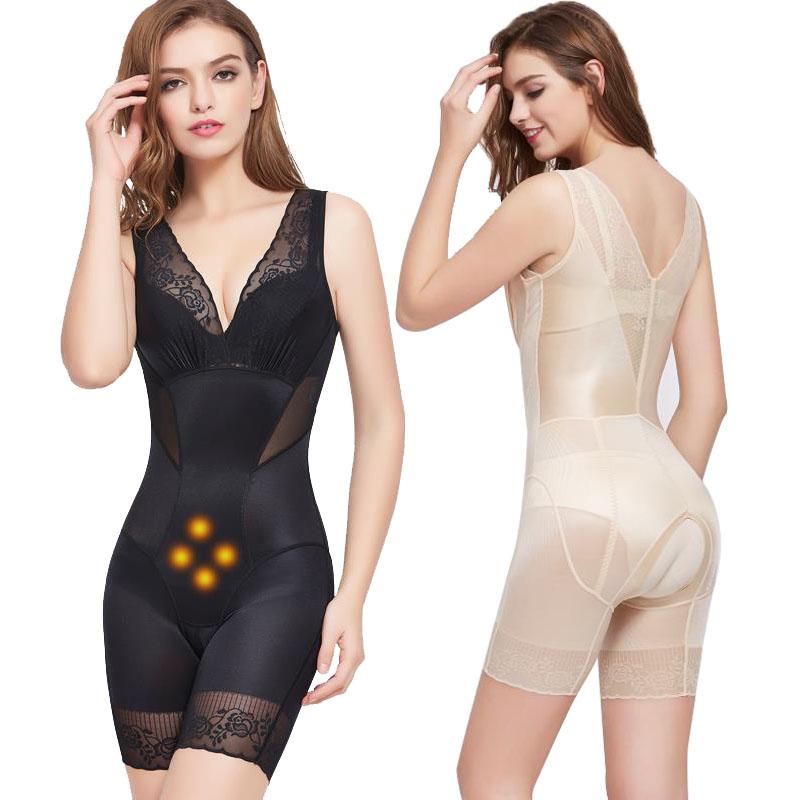 美人G计正品连体塑身衣无痕收腹束腰提臀孕妇产后束腿塑形美体衣