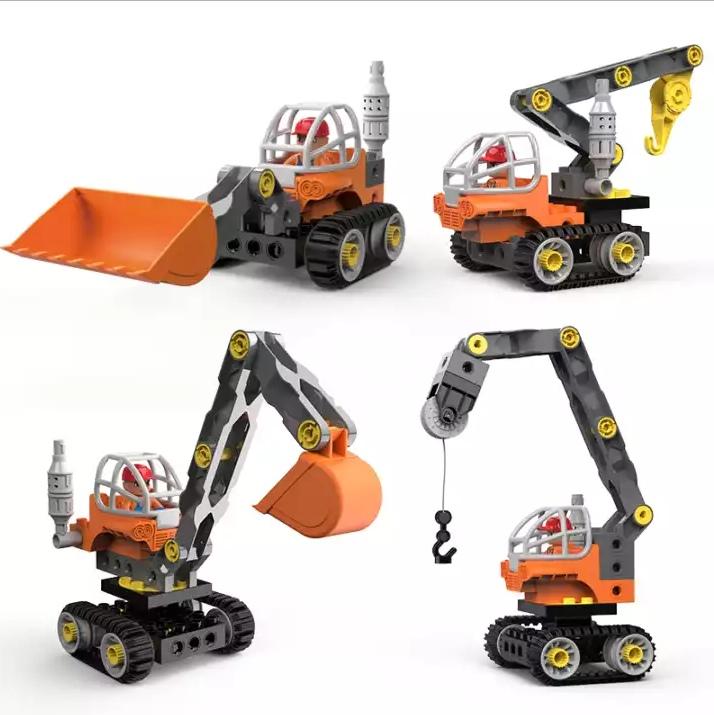 Игрушечные блоки для строительства Артикул 582954192664