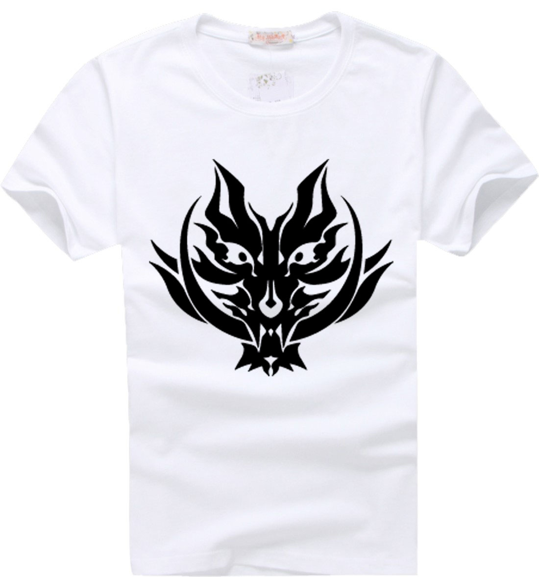 God eater fury liberate fenril T-shirt short sleeve animation