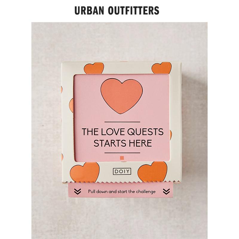 30天慢生活挑战指南 Urban Outfitters美式个性礼物