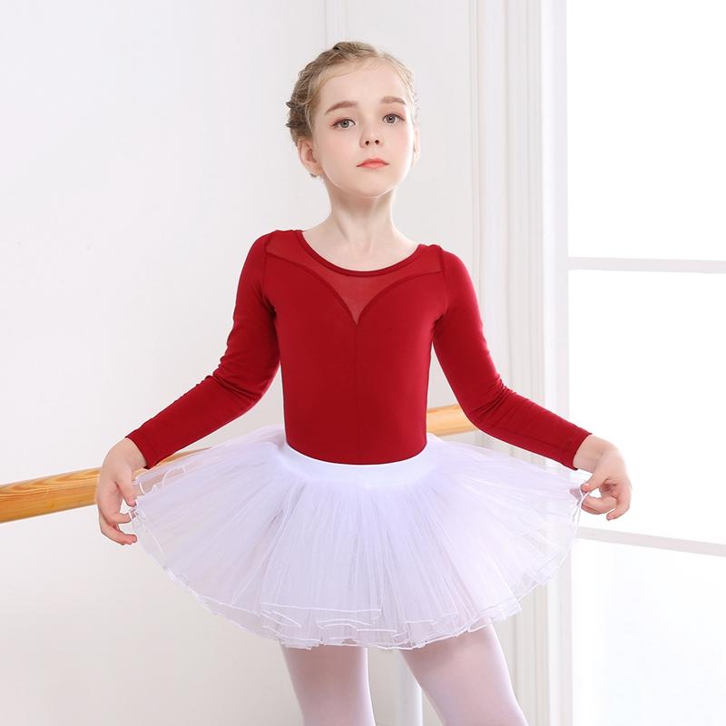 儿童练功服舞蹈服装夏季短袖体操服中国舞考级服芭蕾舞蹈服纯棉