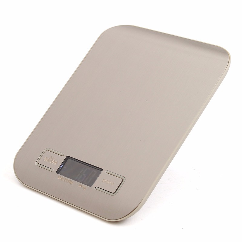 5kg/1g Scale Kitchen Cooking Measure Tools Electronic LCD