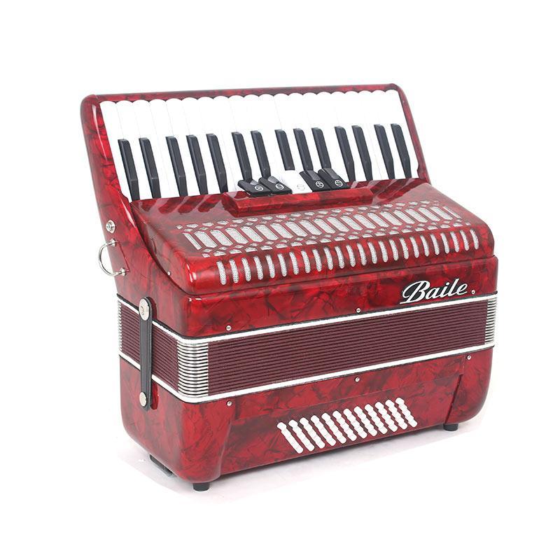 Таппер рука орган музыкальные инструменты 60bs бас три ряда тростник обыкновенный 34 связь для взрослых ребенок начинающий рука орган возвращать с пакетом