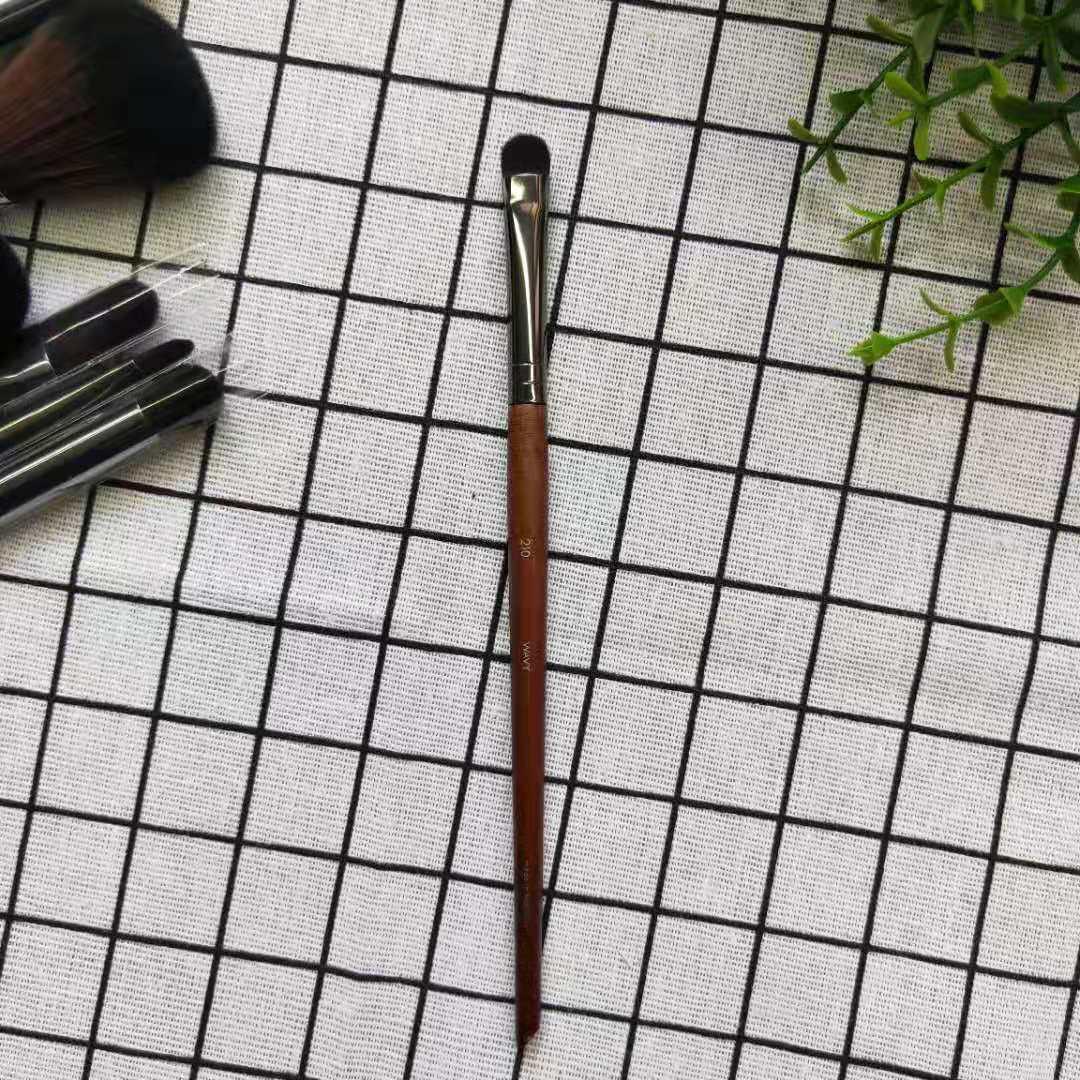 Promotion Cangzhou makeup beauty cosmetics brush factory shop M family series 210 line brush eye tail brush small eye shadow brush