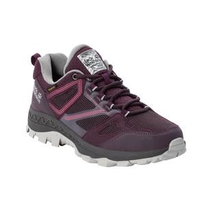 狼爪女鞋2020秋季新款户外运动鞋休闲鞋低帮越野跑鞋登山鞋徒步鞋