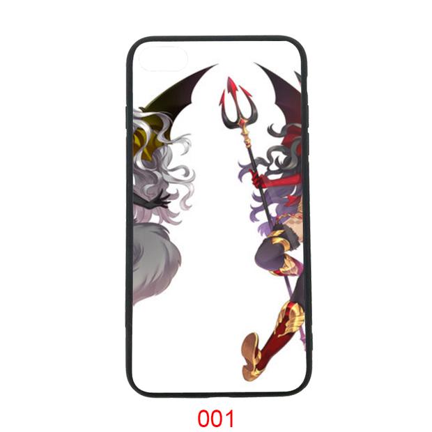 百万亚瑟王手机壳iphone11pro玻璃壳苹果iphone8/7/6splus 2020