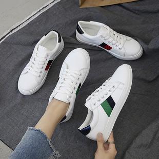 2019秋季新款百搭网红女鞋子小白鞋