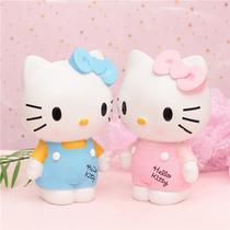 梦小叮当机器猫电动存钱罐自动储蓄罐创意节日礼物a日本正版哆啦
