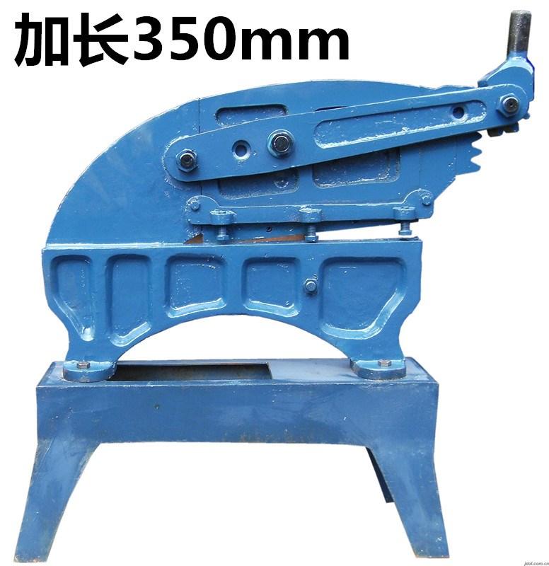 2018新款厂销齿轮式剪板机加重剪板机不锈钢钢带专用铁板钢板手动
