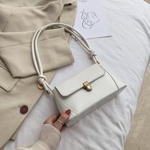 质感小包包女包2020流行新款潮时尚女士单肩腋下包ins百搭斜挎包