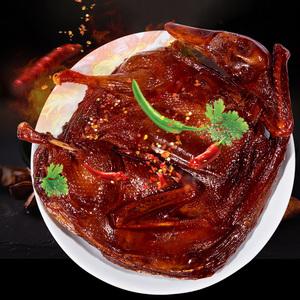 领15元券购买宇享 湖南常德风味特产酱板鸭变态香辣手撕零食小吃风干酱板鸭