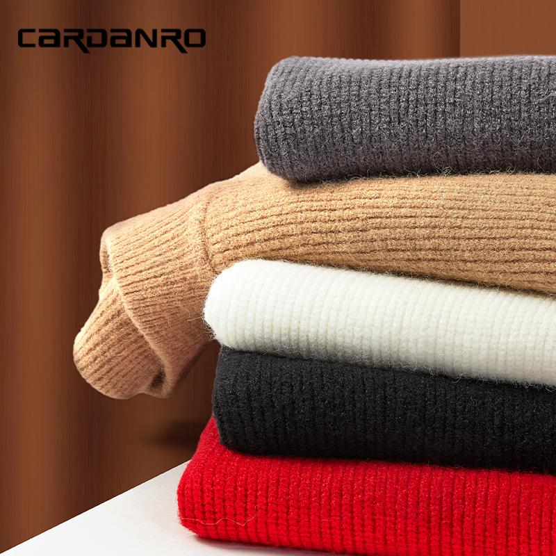 卡丹路秋冬季毛衣男线衫韩版修身长袖T恤打底衫新款男士针织衫潮