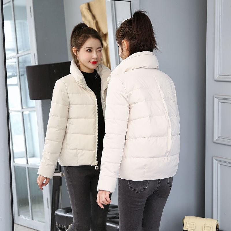 2020新款羽绒棉服女短款ins面包服棉袄学生韩版宽松冬季棉衣外套