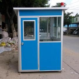 活动房售票亭庭院阳光房钢结构警卫室房间。学校可移动小区吸烟亭