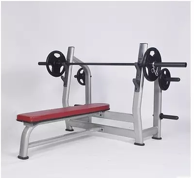 Upgraded bench barbell frame squatting frame flat press gymnasium commercial weight lifting bed bench weight lifting frame